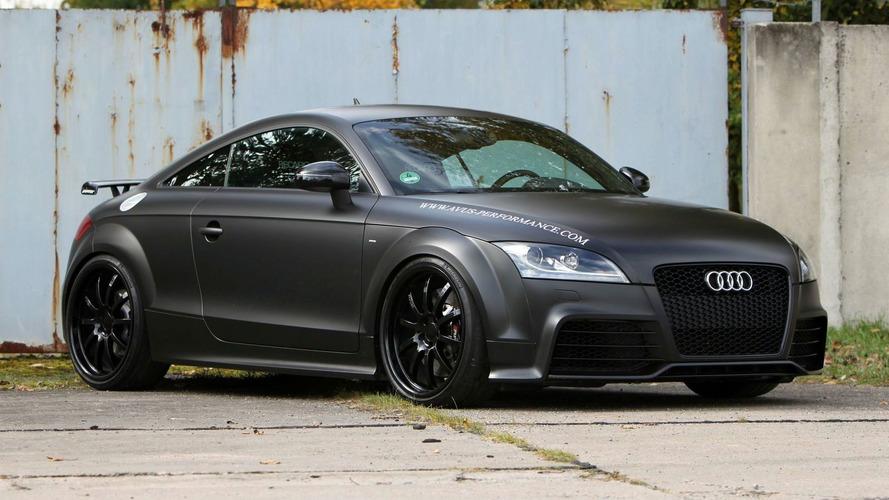AVUS Tunes Audi TT-RS for 460hp