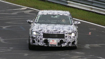 2011 Audi A8 Prototype testing on Nurburgring