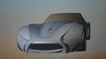 Veritas Coupe graphic illustration, 1200, 04.05.2011