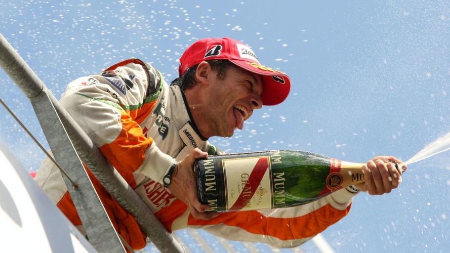 Fisichella also set for Ferrari test deal