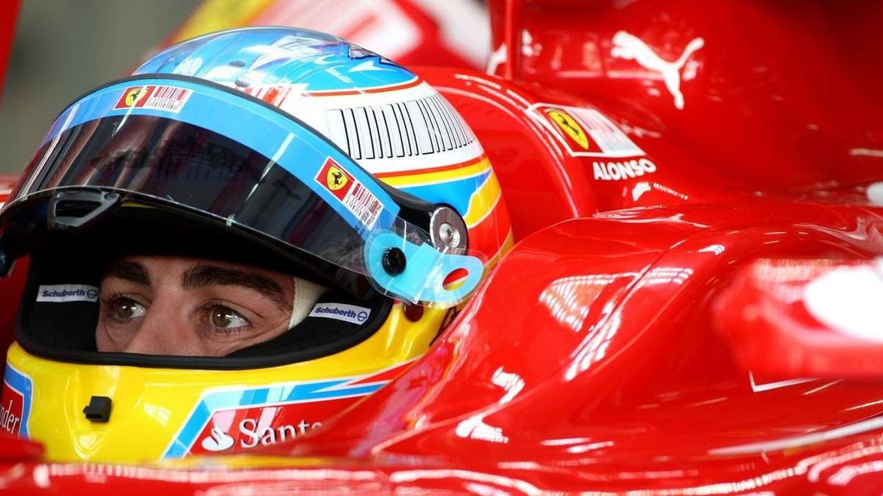 Fernando Alonso (ESP), Scuderia Ferrari, Bahrain Grand Prix, 13.03.2010 Sakhir, Bahrain