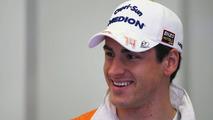 Adrian Sutil (GER), Force India F1 Team - Formula 1 Testing, 18.02.2010, Jerez, Spain