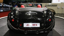 Wiesmann MF4 Roadster at Geneva 2009