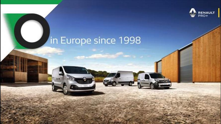 Renault, un 2015 da ricordare per i veicoli commerciali