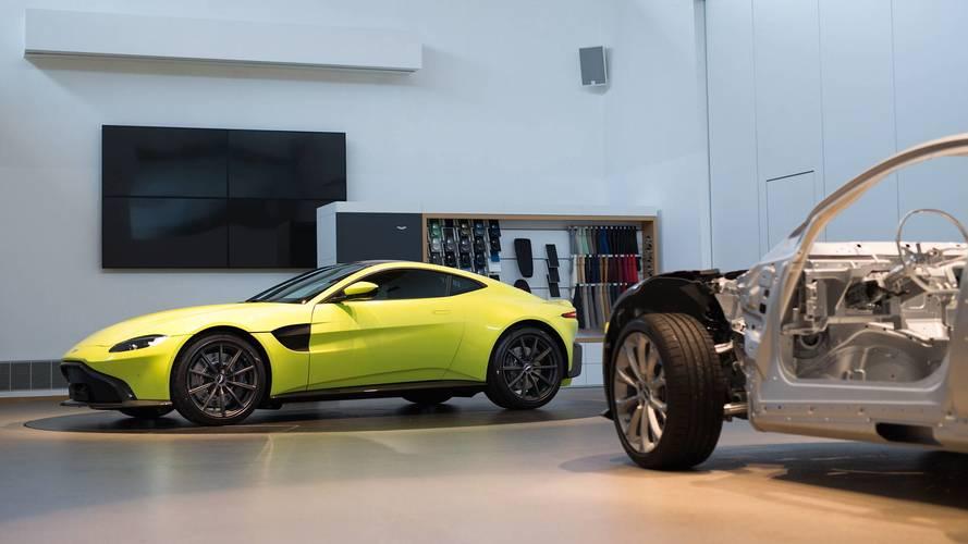 Sorhatos Mercedes motorral is elkészülhet az Aston Martin Vantage