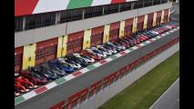 Ferrari XX ed F1 Clienti, Mugello 2016