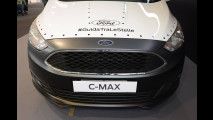 Ford C-Max, versione space shuttle