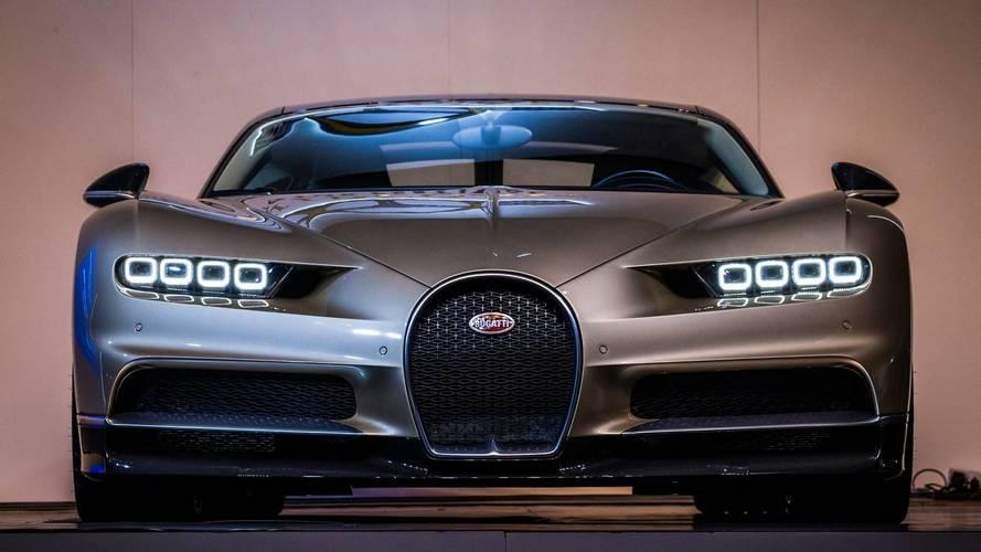 Bugatti s'installe au coeur de Paris