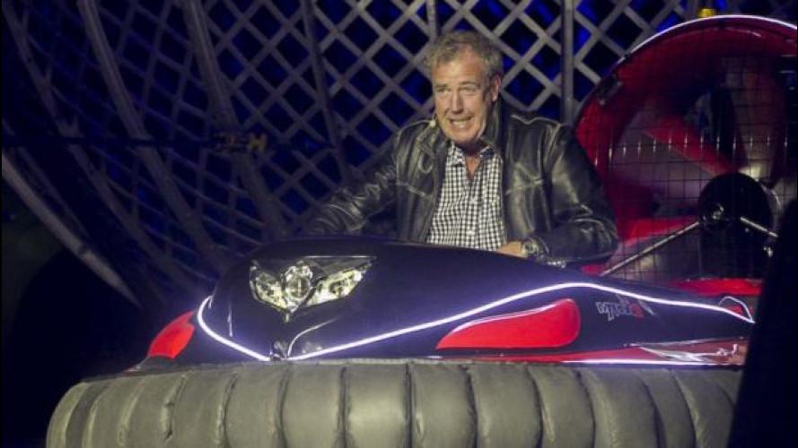 Jeremy Clarkson, una nuova vita tra live show e consulenze