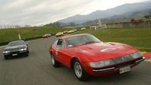Ferrari 365 GTB4 Daytona at Second Mugello Historic Festival