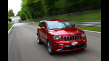 "Jeep Grand Cherokee SRT, la SUV col V8 ""Made in USA"""
