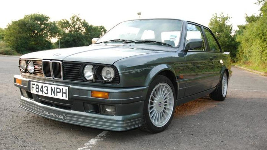 Rare 1988 E30 Alpina C2 2.7 goes to auction
