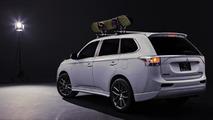 Mitsubishi Outlander Winter Edition by H360 28.8.2013