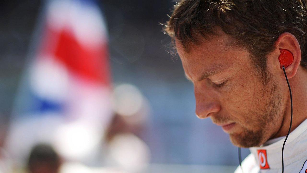 Jenson Button 07.07.2013 German Grand Prix