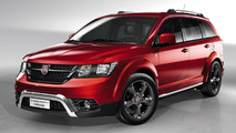 Fiat applies the Cross treatment on the Freemont