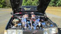 This 2,200 bhp quad-turbo V8 Volvo 960 looks frighteningly real