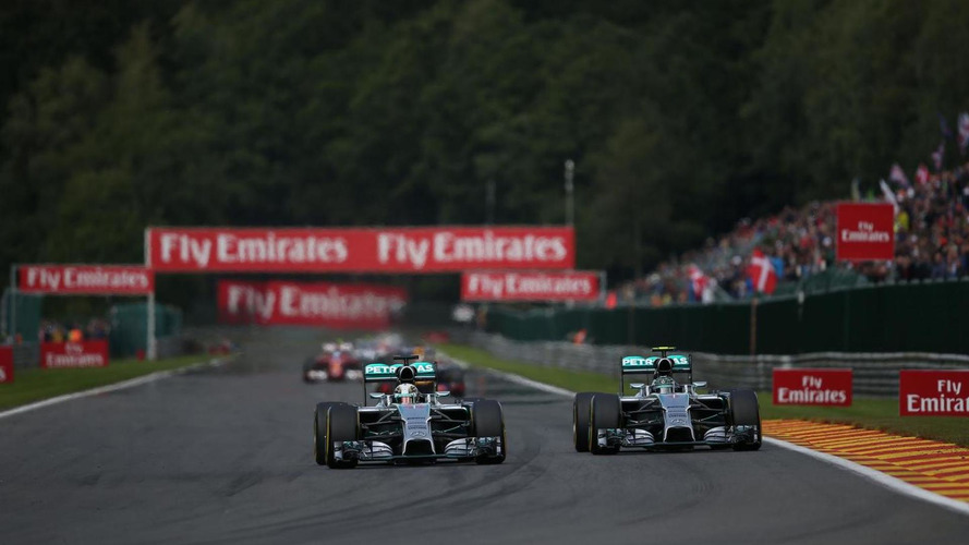 Mercedes rethinking team orders after Belgium clash