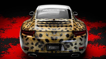 Adidas giving away three customized Porsche 911s to the fastest NFL Scouting Combine runners