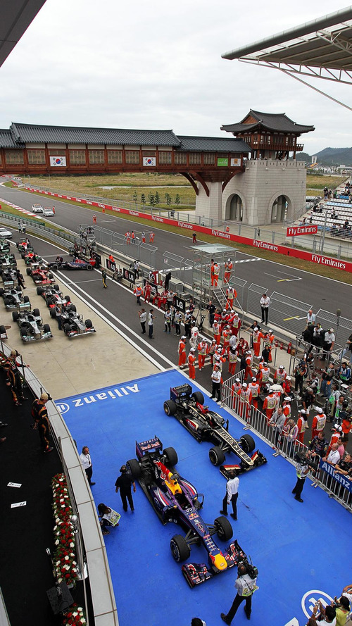 Korea trick tweaks engine rules for 2015