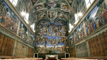 Porsche becomes first company ever to rent the Sistine Chapel