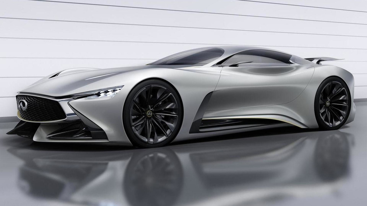 6 head turning infiniti concept cars that preceded prototype 9 2014 infiniti vision gran turismo concept vanachro Images