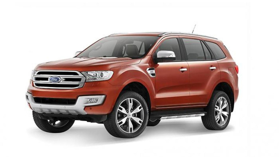 Ford Everest to be built in South Africa