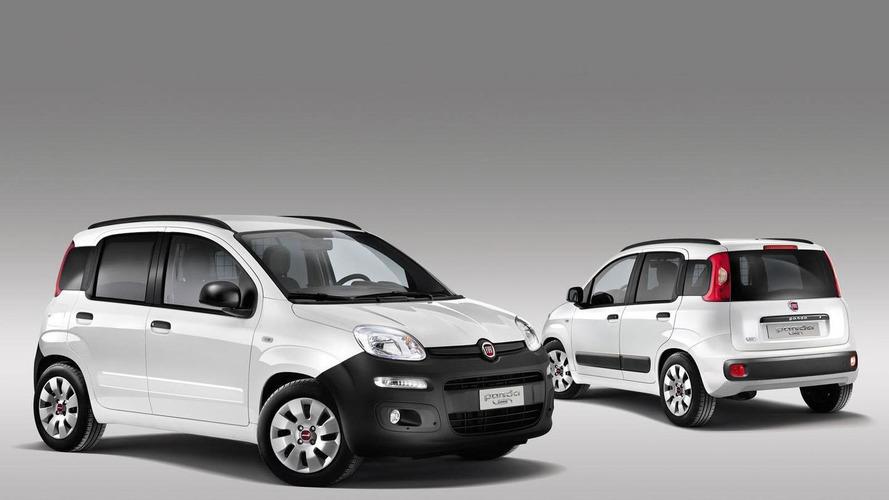 Fiat Panda Van revealed