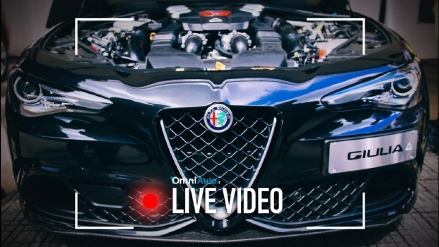 Alfa Romeo Giulia, cosa ne pensano gli inglesi [VIDEO]