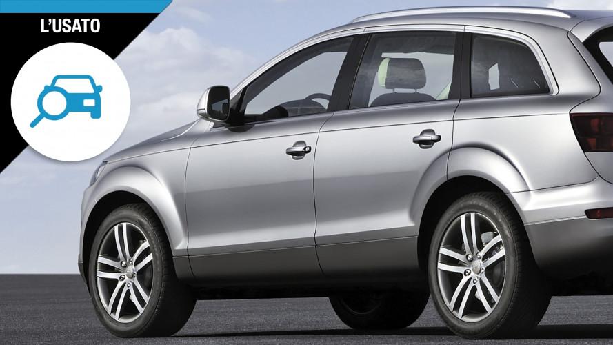 SUV a sette posti, l'usato a meno di 10.000 euro