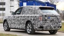 Rolls-Royce Cullinan yeni casus fotoğrafları