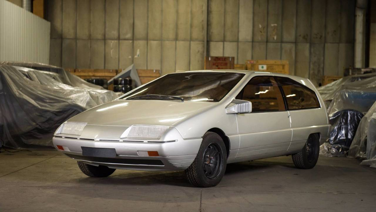 1980 Citroën Xenia konsepti
