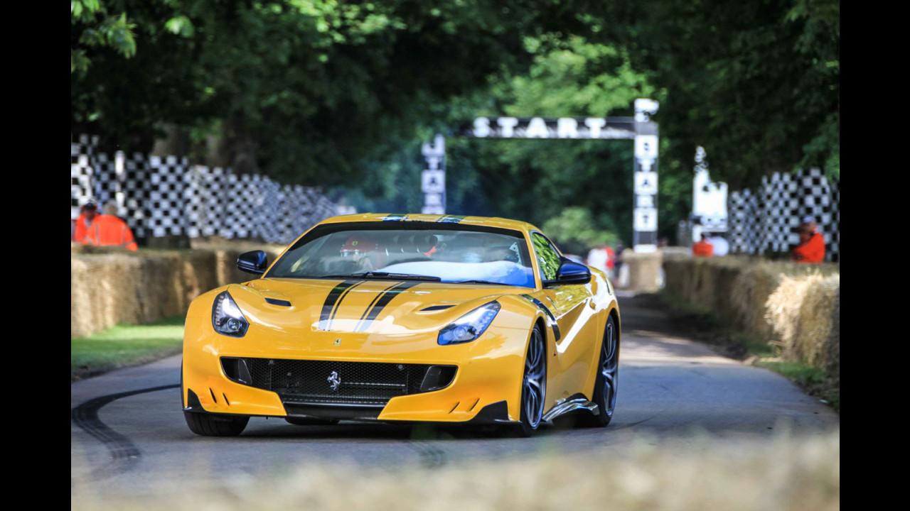 Goodwood Festival of Speed 2016, tutte le foto