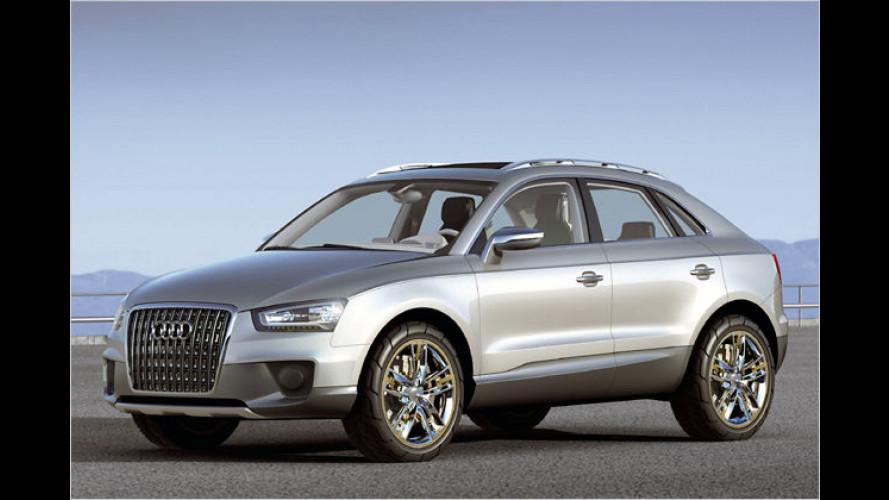 Amtlich: Audi Q3 und VW Lupo kommen 2011 auf den Markt