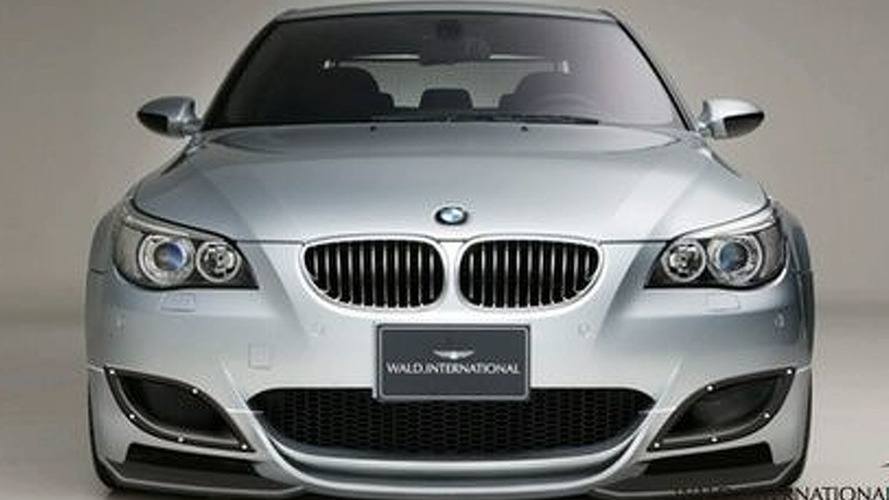 Wald International Shows BMW M5 Kit