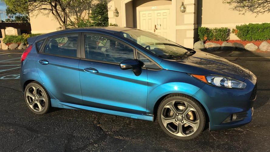 Liquid Blue renkli özel Ford Fiesta ST sizin olabilir