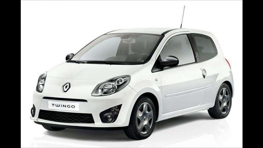 Renault bringt neue Sondermodelle vom Twingo und Clio