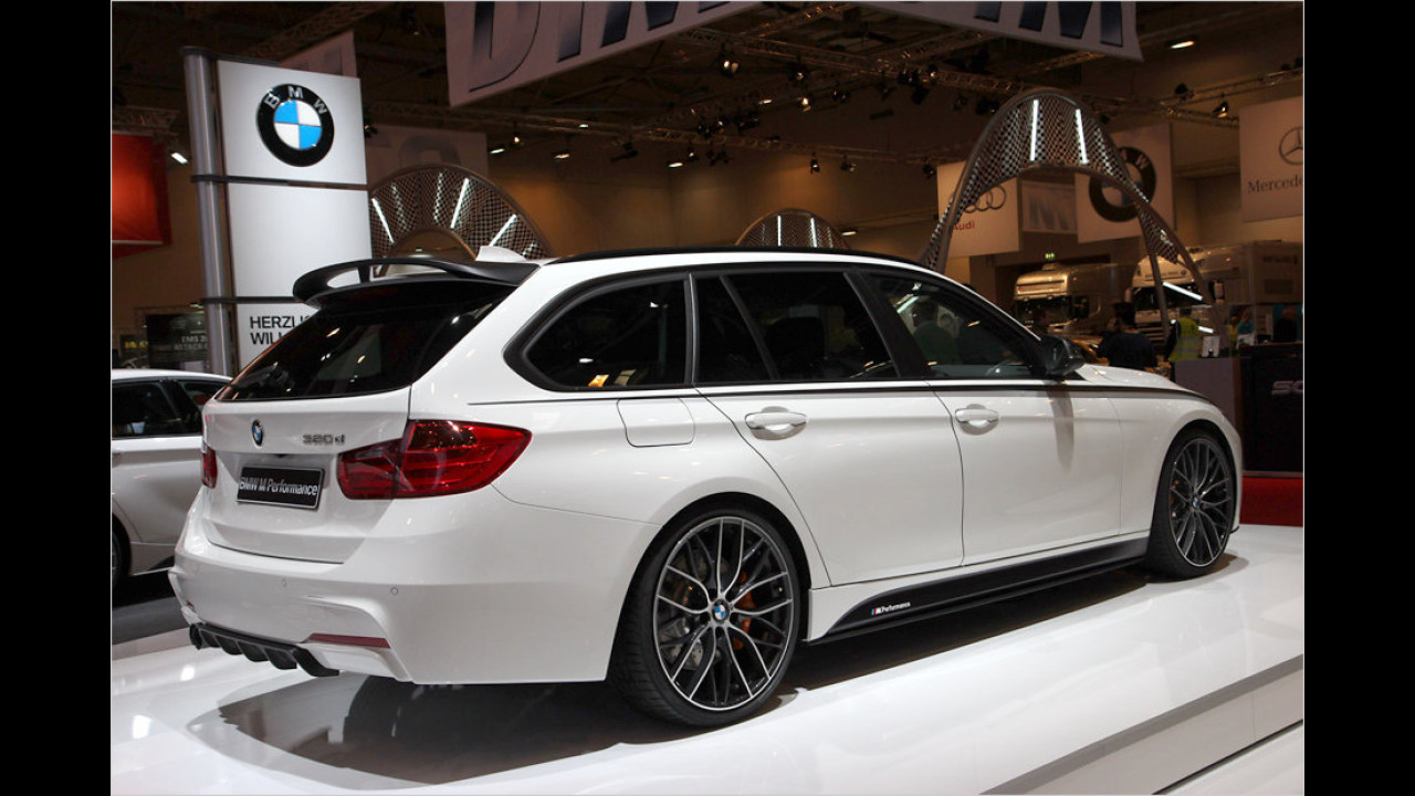BMW 320d Touring M Performance