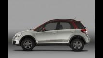 Suzuki relança a versão especial SX4 Mormaii no Brasil