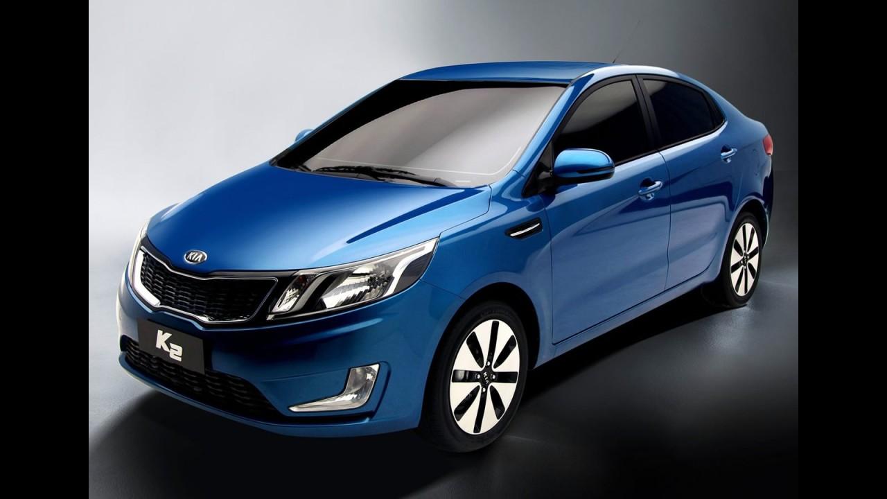 TOP RÚSSIA: Veja a lista dos carros mais vendidos em 2012