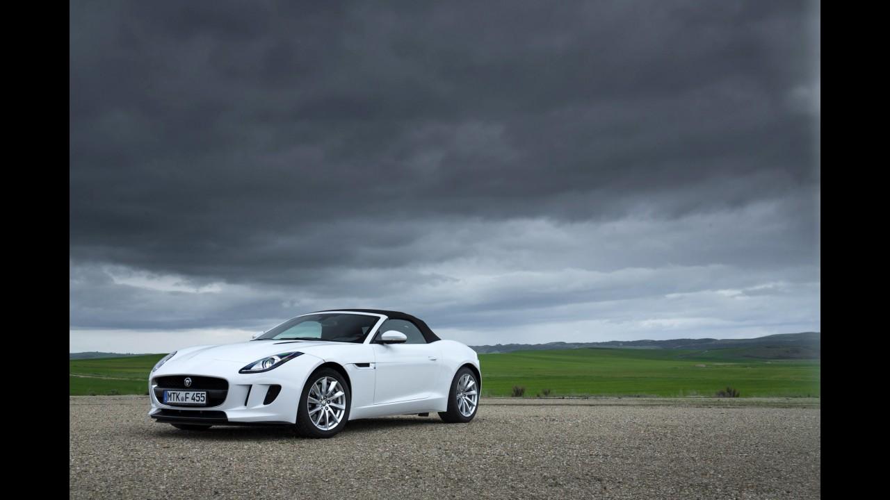 Avaliação: F-Type é retorno da Jaguar ao mundo dos puros-sangue