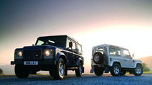 2007 Land Rover Defende