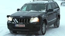 SPY PHOTOS: Jeep Grand Cherokee CRD