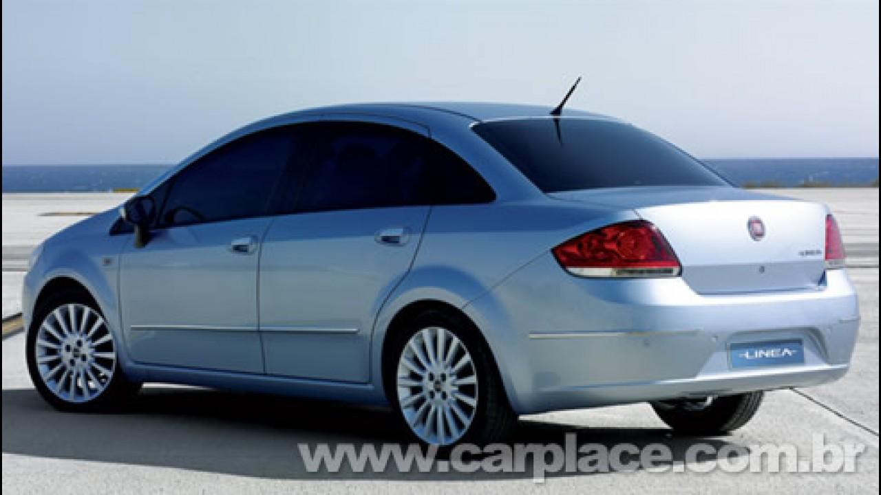 Novo sedan Fiat Linea chegará com preços entre R$ 55 mil e R$ 59.900