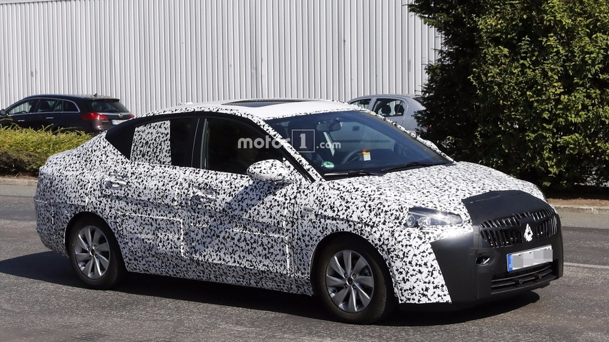 Opel Corsa Sedan or equivalent Buick/Chevy spotted