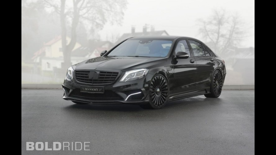 Mansory Mercedes-Benz M1000 S63 AMG