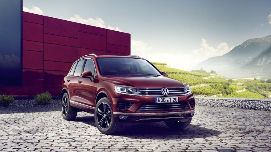 Dieselgate kapsamında 57,000 VW Touareg geri çağrıldı
