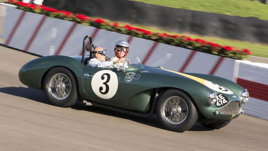 2016 Goodwood Revival Mega-Galeri