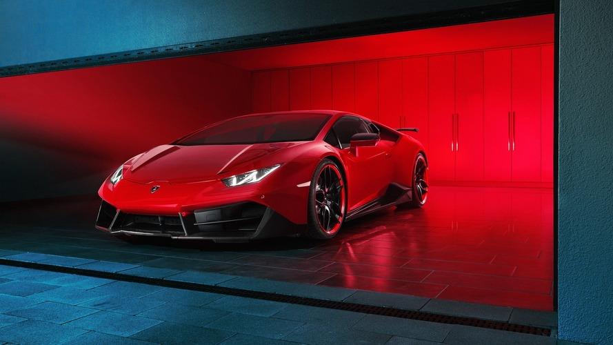 La Lamborghini Huracán reçoit 830 chevaux par Novitec Torado