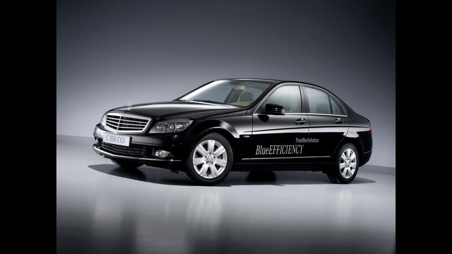 Mercedes Classe C BlueEFFICIENCY