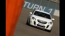 Opel Insignia OPC Unlimited al Lausitzring